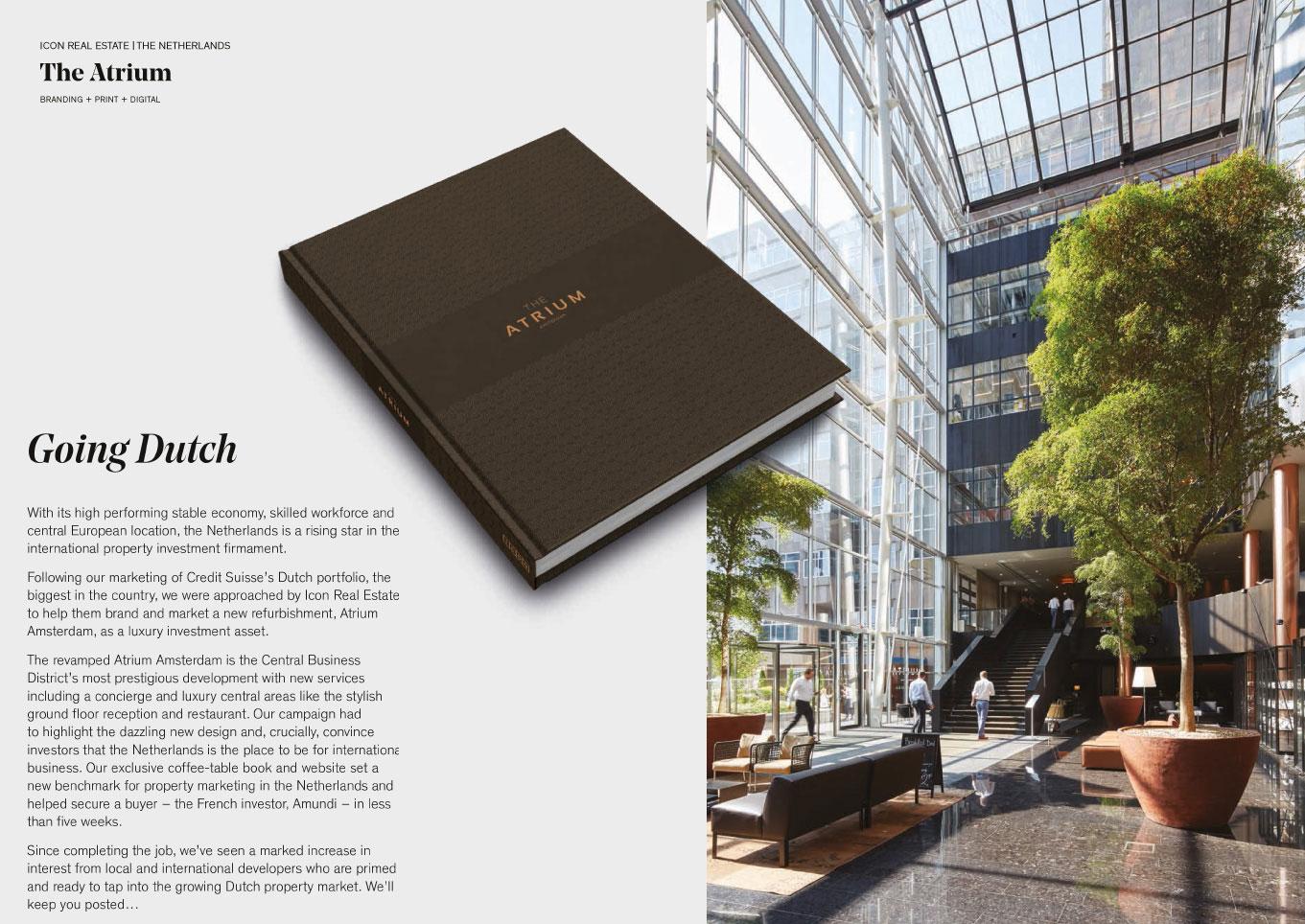 Saentys - Promotional magazine