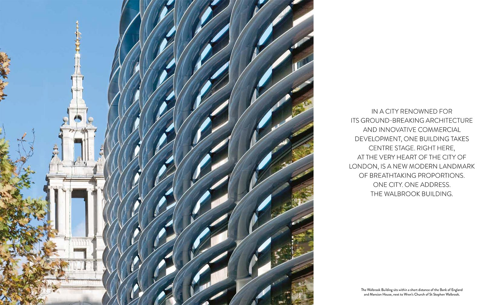 The Walbrook Building - Investment brochure