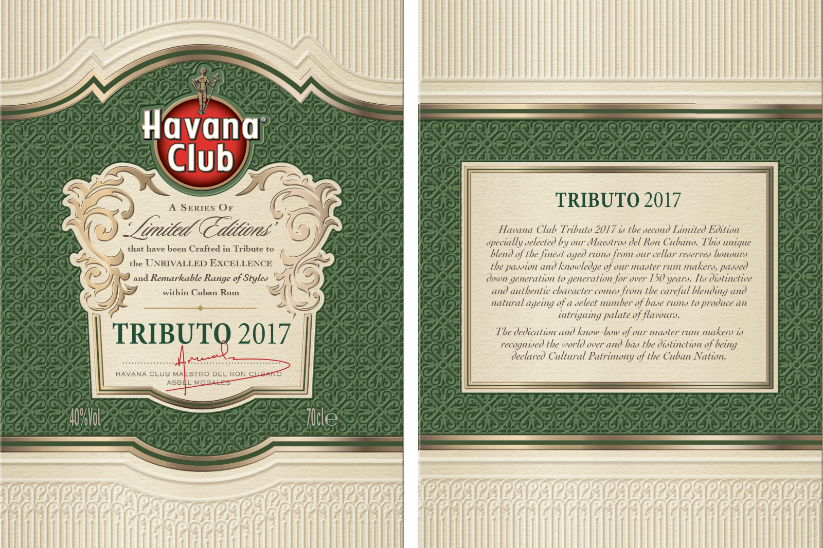 Havana Club - Pack copy